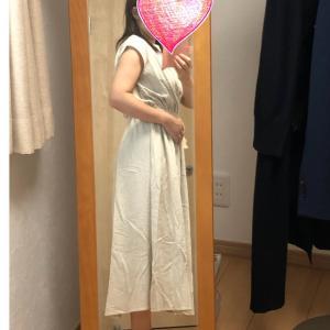 産後7年、太ってから買った最近の洋服たち③