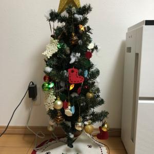 クリスマスまであと一カ月(^^)