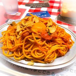 先日、『スパゲティーのパンチョ』さんに行ってきました!