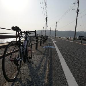 夕方志賀島