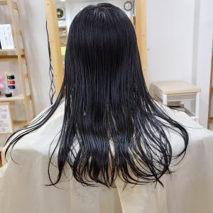 本日のお客様653 (バッサリカット)
