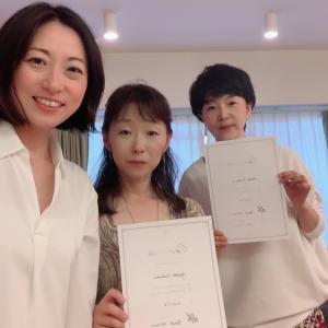 千葉県初のジェモセラピストが誕生したとのことです!