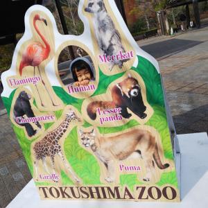 とくしま動物園♪