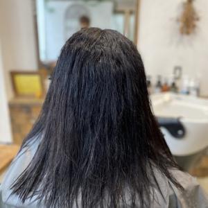 クセが戻りやすい髪質・・・の縮毛矯正での薬剤の選び方