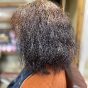#髪の人生が変える縮毛矯正