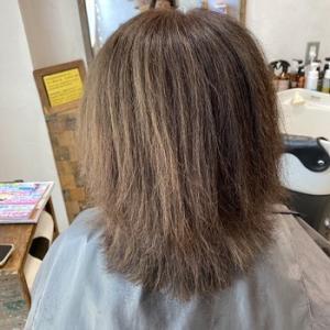 #難し~い髪質のストデジ