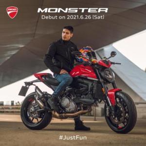 新型Monsterデビュー前告知・今週末のご試乗車のご案内・