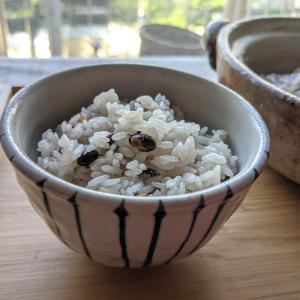 サーティワン黒豆【黒豆ご飯】