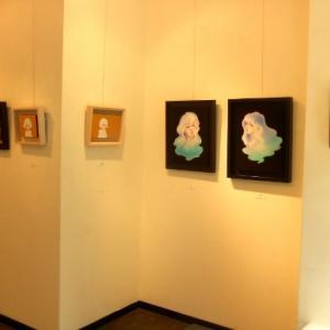 「こころとまなざし」をテーマに描いた素敵な人物画作品展…戸井田しづこ個展・夢の通い路