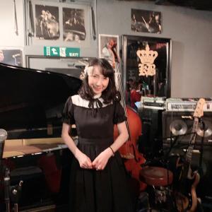 ジャズピアノの発表会が終わりました!