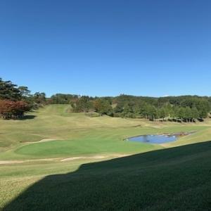 泊りのゴルフ