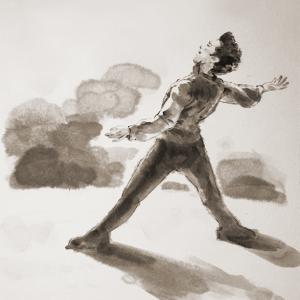 イラスト 「フィギュアスケート:ネイサンチェン 」