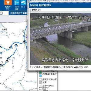 河川の整備による防災