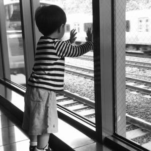 電車とアート教室