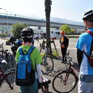 【サイクリング】ガイドと行くサイクリング九島!うまいもんとりっぷ