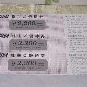 【株主優待】『田谷』 100株 x3