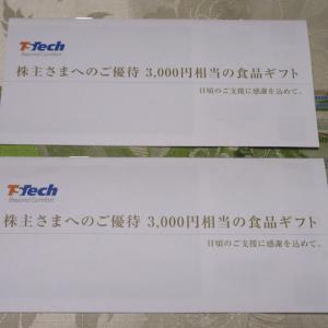 【株主優待】『テイ・エス テック』 100株 x2