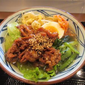 【優待飲食】丸亀製麺