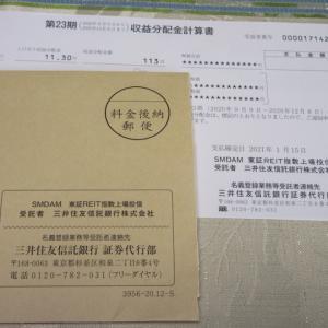 【ETF】SMDAM 東証REIT指数上場投信