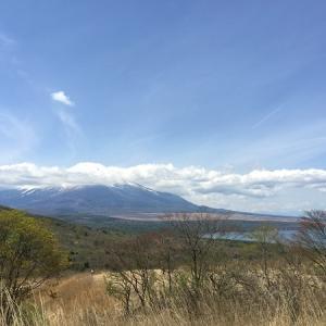 箱根 → 山中湖ドライブ テーマは蕎麦と富士山!