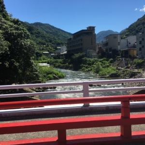 7月の箱根