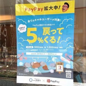PayPay企画   伊東市がお得です!!