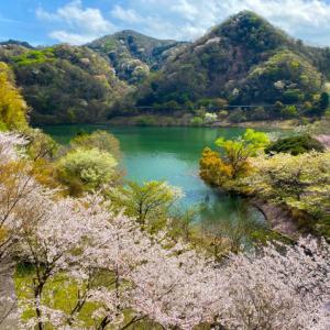 松川湖でお散歩♪