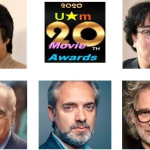 最優秀監督賞-2020 20th U★m Movie Awards-