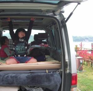 車中泊の装備 釣り車フレンディーのすべて!