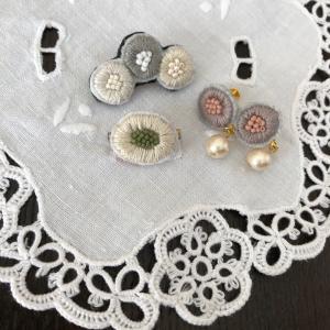 ●お花刺繍シリーズ●