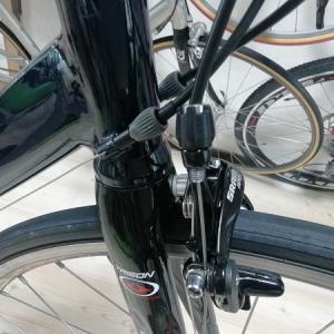 別な自転車?パーツで雰囲気が違う?それよりフレーム直したい。