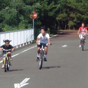 自転車で家族のコミュニケーション!昔は...