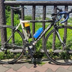 ヒルクライムは軽い自転車が楽!?検証してみる?