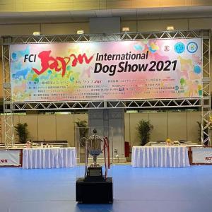 FCI ジャパンインターナショナルドッグショー