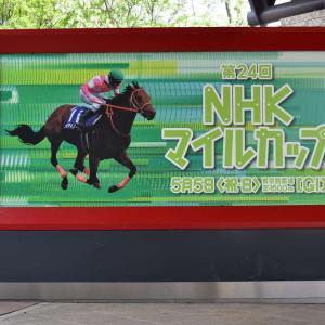 NHKマイルカップ 連敗街道に終止符を打つ
