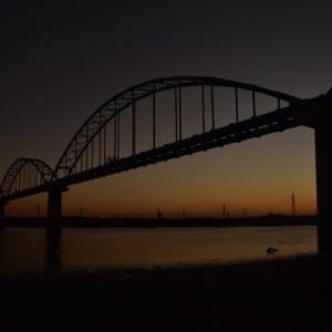 自粛3連休最終日は江戸川でハゼ釣り