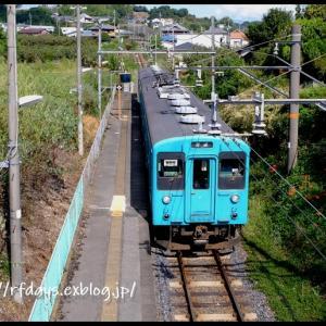 JR和歌山線 105系 運行終了の前日に・・