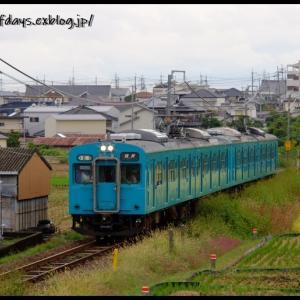 さよなら105系! JR和歌山線ラストラン(10月26日・土) -その1-