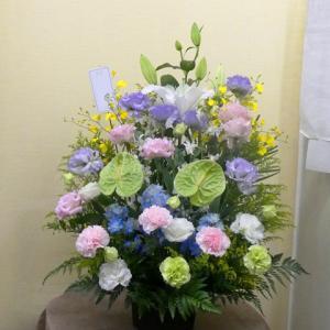 初盆のお供え花