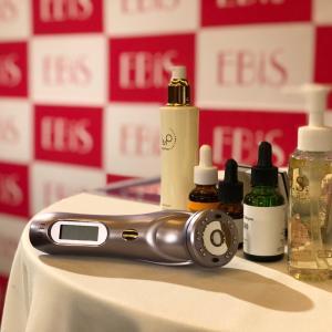 EBiSの新しい美顔器がすごすぎる!!