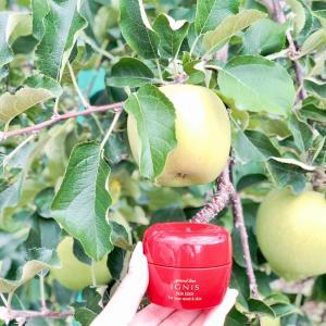 イグニスからかわいいリンゴ型のマルチクリームが登場♡