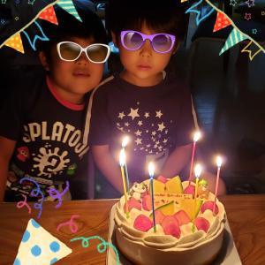 次男 Happy birthday^^