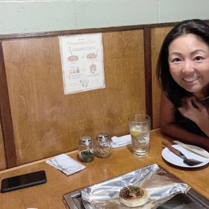 レストラン再開 ヤキヤキ三輪に行きました