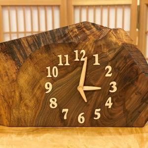 贈り物にもピッタリ☆木の時計☆