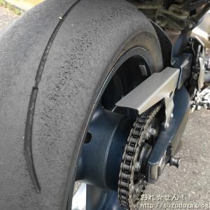 タイヤ交換の出費は痛いや!の巻