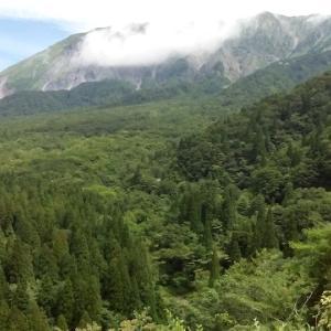3連休は大山でキャンプしてきました
