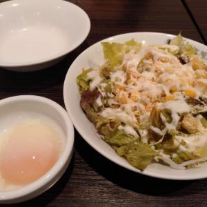 カレーハウスCoCo壱番屋で久しぶりの店内飲食です