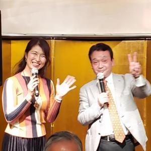 大阪の難波サンケイビルに井上和彦さんの講演会に行ってきました。