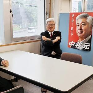 将来の高知の事を自分なりに考え、「市長選は久保さん」 「県知事選は浜田さん」を応援する事に決めました。