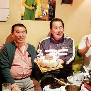 15回目のユースJAPANを初めて任せて、吉田ソース会長の渡米50周年パーティーに出席すべく一人旅。